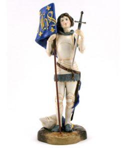 Joan of Arc HN3681 - Royal Doulton Figurine