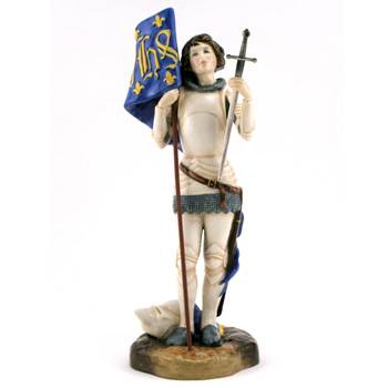 Joan of Arc HN3681 - Royal Doulton Figurine