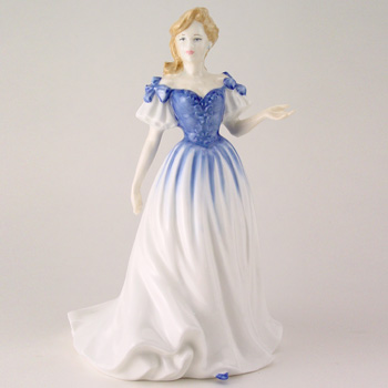 Josephine HN4223 - New Retired - Royal Doulton Figurine