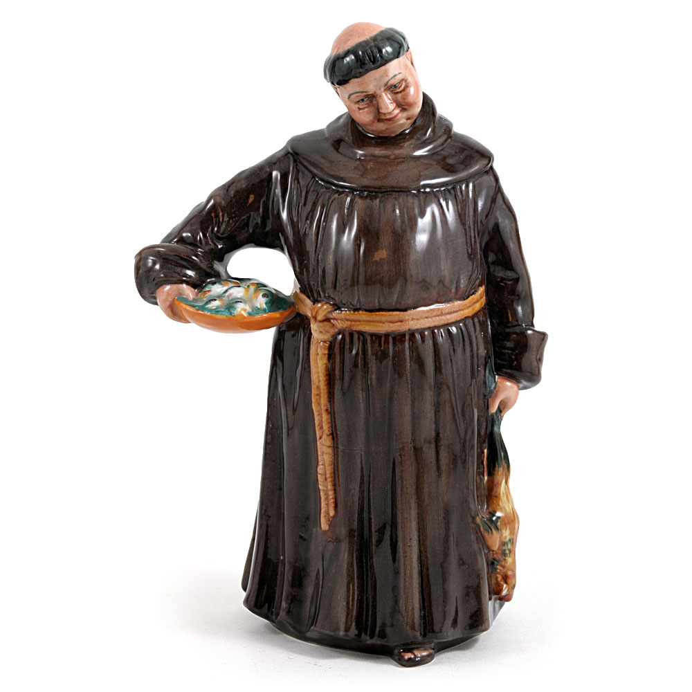 Jovial Monk HN2144 - Royal Doulton Figurine