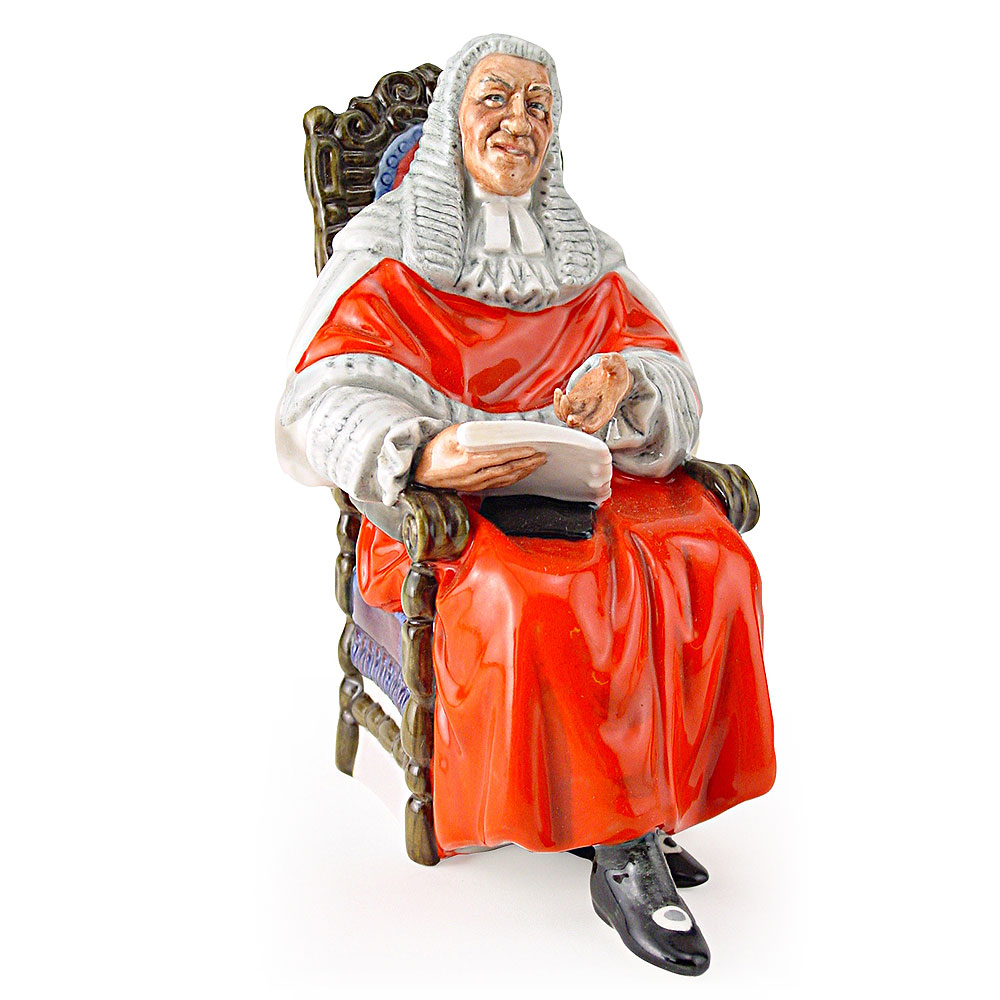 Judge HN2443A (Gloss) - Royal Doulton Figurine