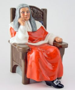 Judge HN4412 - Royal Doulton Figurine