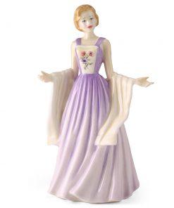 Julia HN4390 - Royal Doulton Figurine