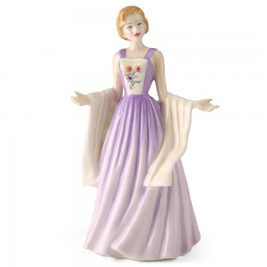 Julia HN4390 - Royal Doulton Figurine