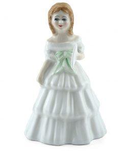 Julie HN2995 - Royal Doulton Figurine