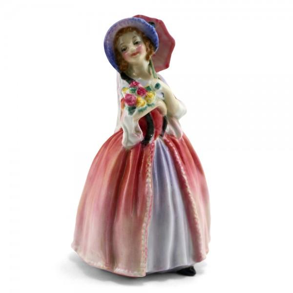 June M65 – Royal Doulton Figurine 1