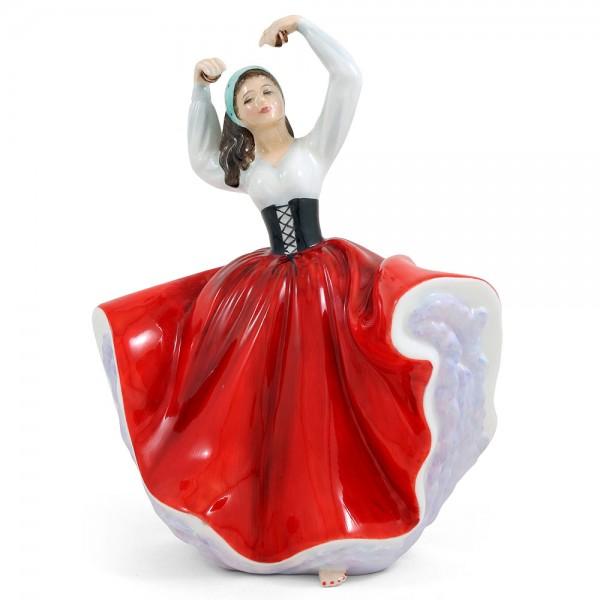 Karen HN2388 - Royal Doulton Figurine 1