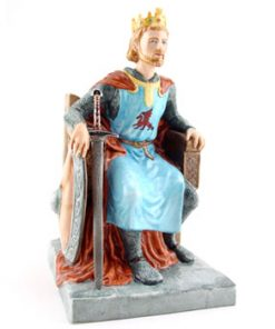 King Arthur HN4541 - Royal Doulton Figurine