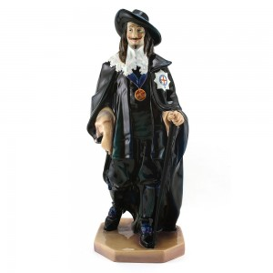 King Charles HN2084 - Royal Doulton Figurine