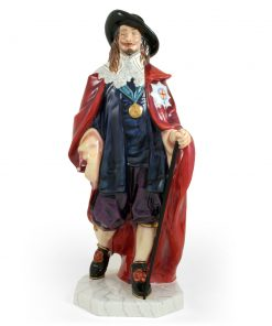 King Charles HN3459 - Royal Doulton Figurine