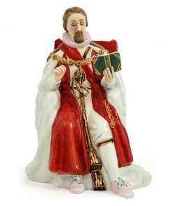 King James I HN3822 - Royal Doulton Figurine