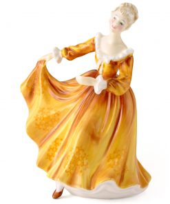 Kirsty HN2381 - Royal Doulton Figurine