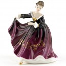 Kirsty HN3246 - Mini Gold - Royal Doulton Figurine