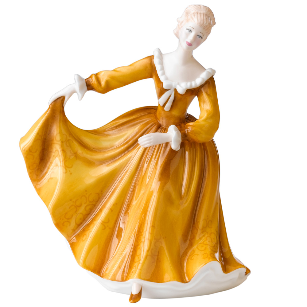 Kirsty HN4783 - Royal Doulton Figurine