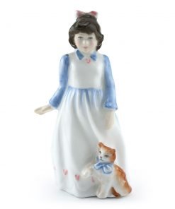 Kitty HN3876 - Royal Doulton Figurine