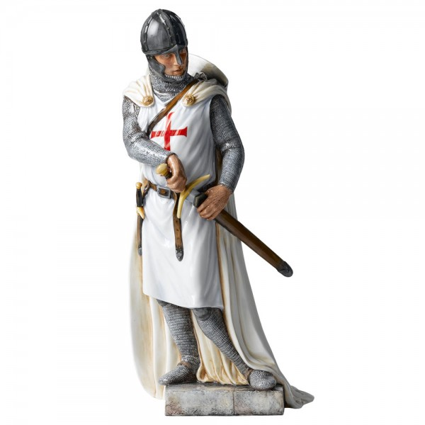 Knight of the Crusades HN5371 - Royal Doulton Figurine