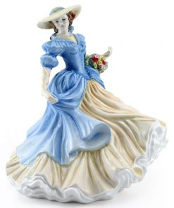 Lady Anna Louise HN4966 - Royal Doulton Figurine