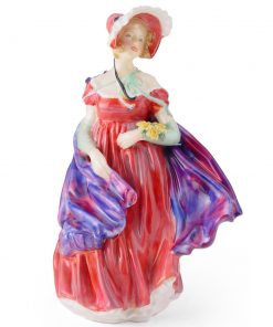 Lady April HN1958 - Royal Doulton Figurine