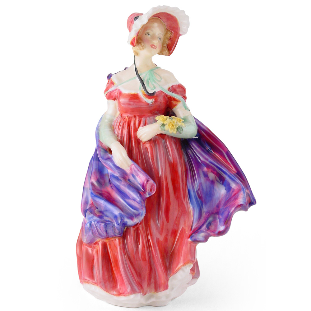 Lady April HN1958 - Royal Doulton Figurine