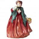 Lady Charmain HN5414 - Petite - Royal Doulton Figurine