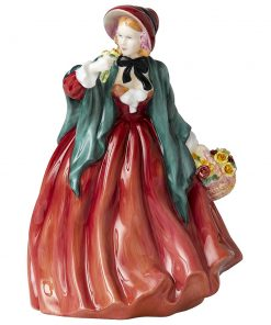 Lady Charmain HN5414 - Petite - Royal Doulton Figurine
