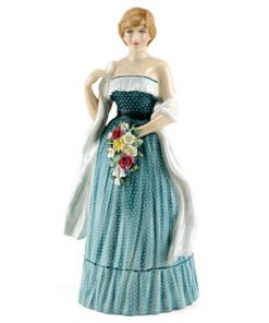 Lady Diana Spencer HN2885 - Royal Doulton Figurine