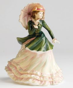 Lady Emily Rose HN4571 - Royal Doulton Figurine