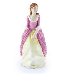 Lady Ivy Cottage PTP - Royal Doulton Figurine