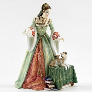 Lady Jane Grey HN3680 - Royal Doulton Figurine