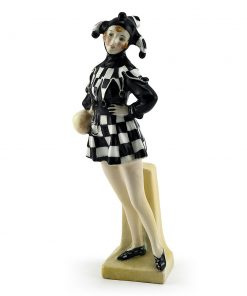 Lady Jester HN1222 - Royal Doulton Figurine