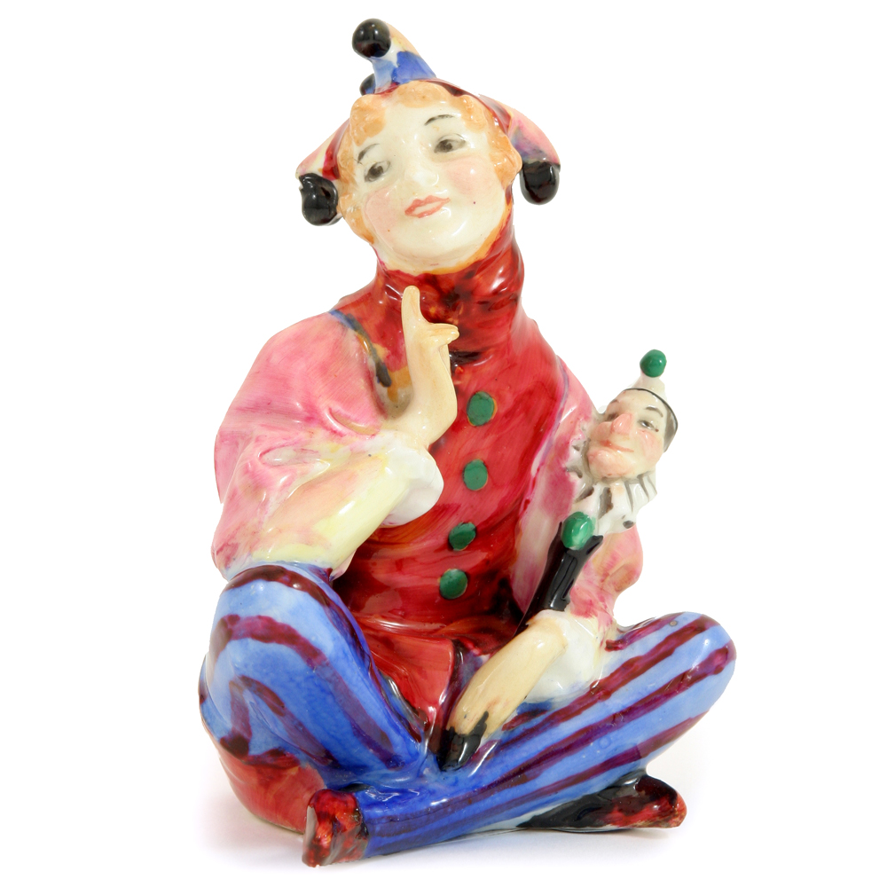 Lady Jester HN1285 - Royal Doulton Figurine