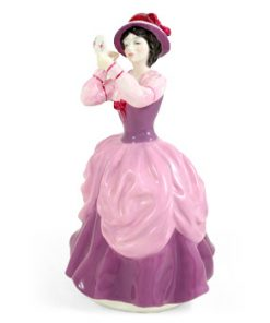 Lady Pamela HN2718 - Royal Doulton Figurine