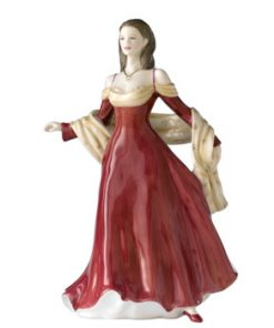 Lady Sarah Jane HN4793 - Royal Doulton Figurine
