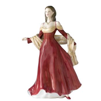 Lady Sarah Jane HN4793 - Royal Doulton Figurine