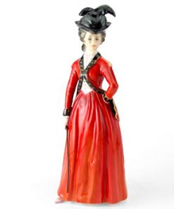 Lady Worsley HN3318 - Royal Doulton Figurine