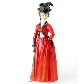Lady Worsley HN3318 - Royal Doulton Figurine