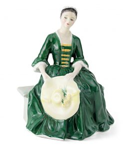 Lady from Williamsburg HN2228 - Royal Doulton Figurine