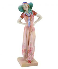 Lambeth Walk HN1881 - Royal Doulton Figurine