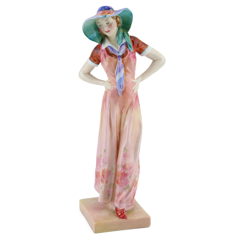 Lambeth Walk HN1881 - Royal Doulton Figurine