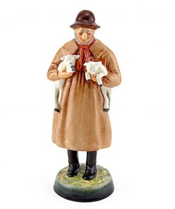 Lambing Time HN1890 - Royal Doulton Figurine