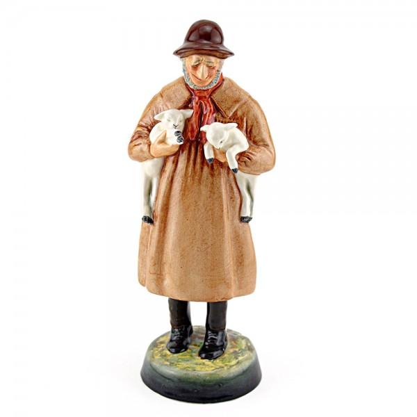 Lambing Time HN1890 - Royal Doulton Figurine