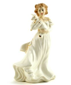 Lambing Time HN3855 - Royal Doulton Figurine