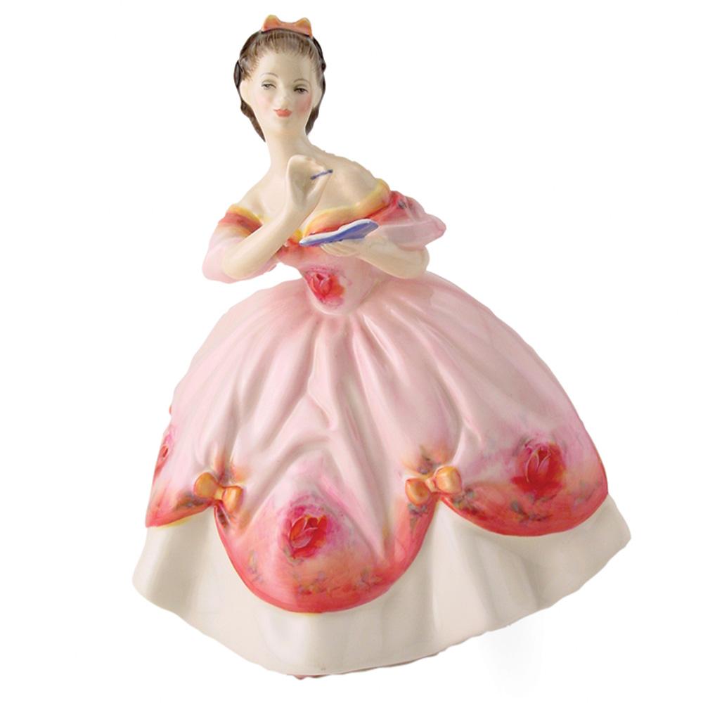 Last Waltz HN2316 - Royal Doulton Figurine