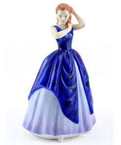 Laura HN4860 - Royal Doulton Figurine