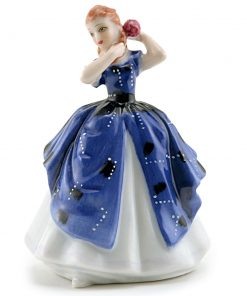 Laura M214 - Royal Doulton Figurine