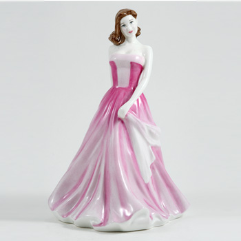 "Lauren HN4792 8.5""H - Royal Doulton Figurine"
