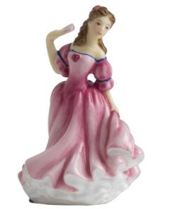 Lauren M263 - Royal Doulton Figurine