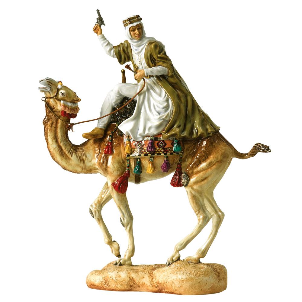 Lawrence of Arabia HN4695 - Royal Doulton Figurine
