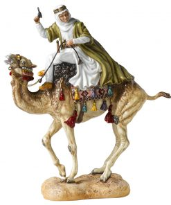 Lawrence of Arabia HN5247 (Small) - Royal Doulton Figurine