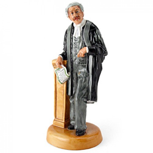 Lawyer HN3041 - Royal Doulton Figurine
